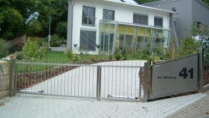 Metalltechnik Werner Spangler-Tore